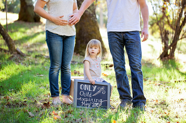 Pregnancy announcement photo ideas sonoma county photographer for – Baby Announcement Ideas to Family